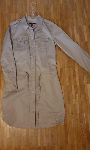 Gant Robe chemise beige clair-beige