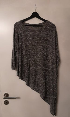 Bershka Waterval shirt grijs