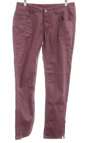 Best Connections Five-Pocket-Hose pink-rot Casual-Look