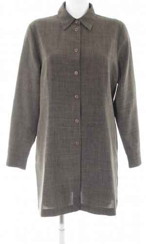 Best Connections Long Sleeve Shirt khaki flecked casual look