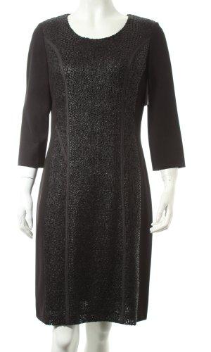 Betty Barclay Langarmkleid schwarz Elegant