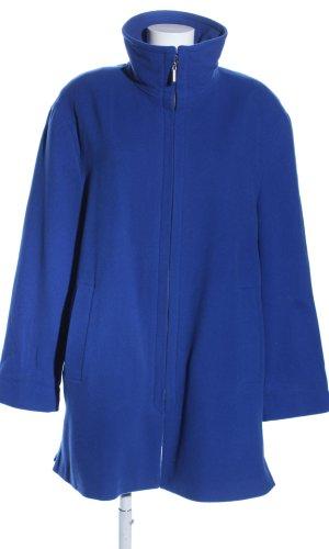 Betty Barclay Wool Jacket blue casual look