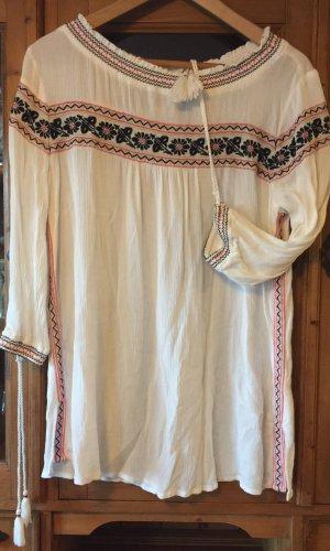 s.Oliver Lange blouse veelkleurig