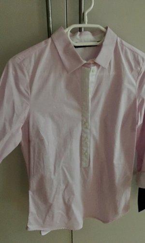Bluse | Zara | rosa