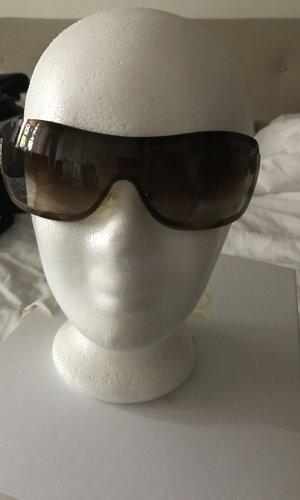 Braune Sonnenbrille von CHANEL