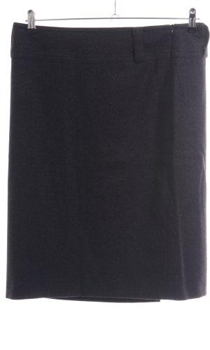 Burberry London Wollen rok zwart zakelijke stijl