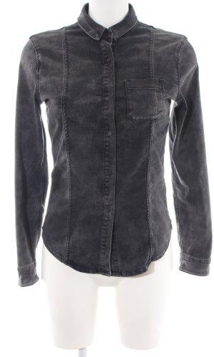 Calvin Klein Jeans Denim Shirt black casual look