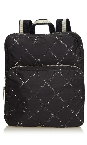 Chanel Old Travel Line Backpack