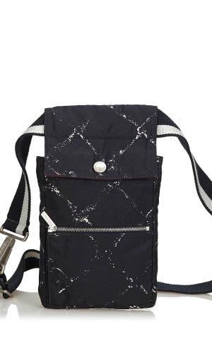 Chanel Riñonera negro Nailon