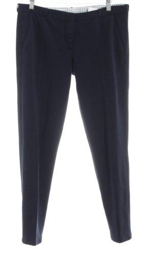 Circolo Stoffhose blau Business-Look