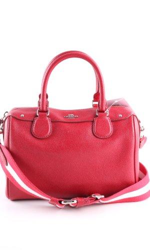 Coach Crossbody bag red elegant