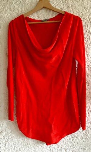 COS Waterval shirt veelkleurig Cupro