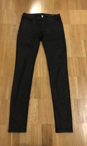 Damen Jeans v. Mango schwarz Gr. 34