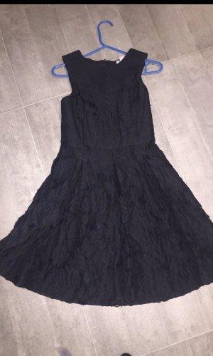 H&M Robe ballon noir