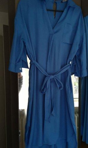 Amisu Robe chemise bleu