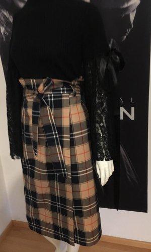 Designer Pullover von Asos sehr aufwändig Bohemian stil boudoir schwarz Small Luxus Rock Heine burberry Stil