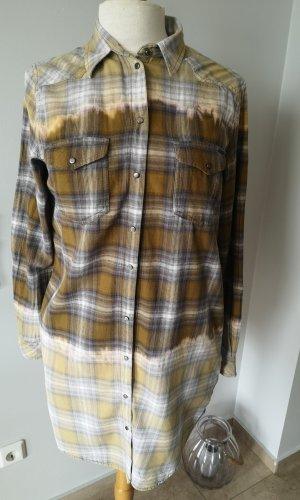 Diesel Robe chemise multicolore
