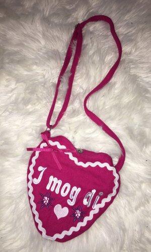 Traditional Bag magenta