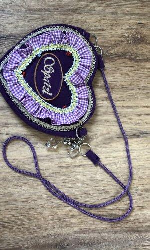 Traditional Bag white-lilac