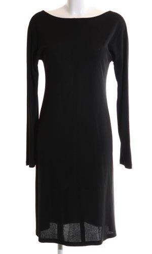 DKNY Langarmkleid schwarz Elegant