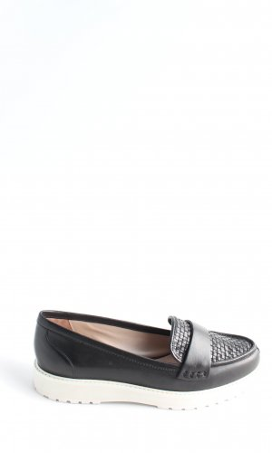 DKNY Moccasins black casual look