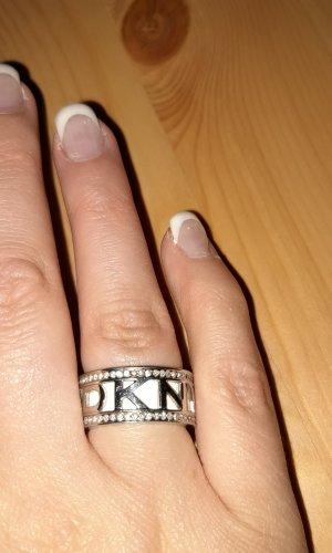 DKNY Ring weiß