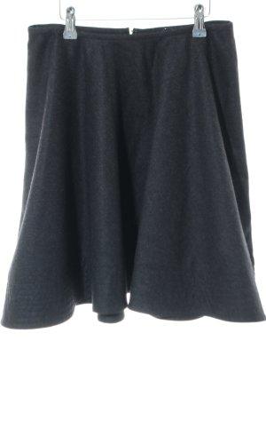 DKNY Wollen rok lichtgrijs zakelijke stijl