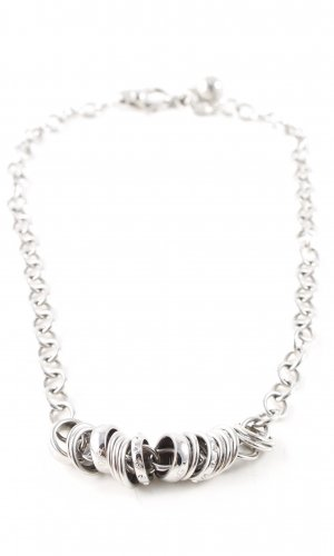 Dolce & Gabbana Necklace silver-colored casual look