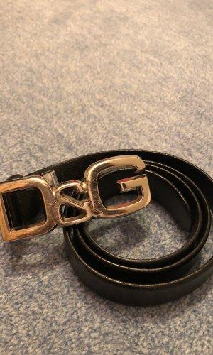Dolge & Gabbana Ledergürtel