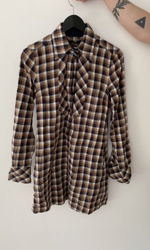 Drykorn Robe chemise multicolore