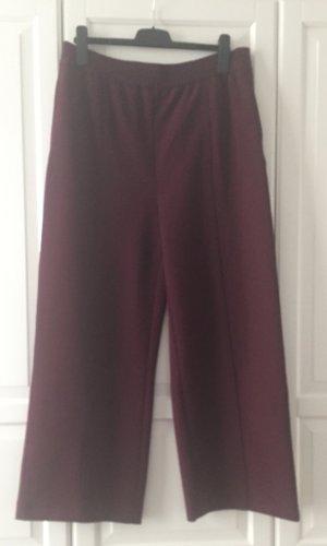 Topshop Jersey Pants carmine