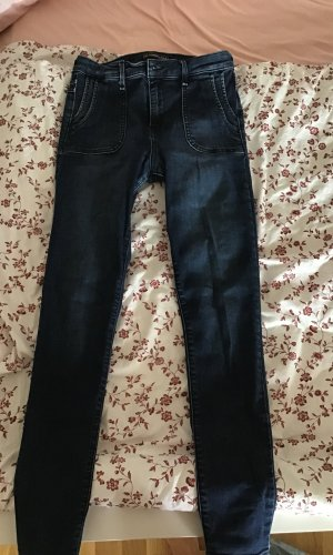 Dunkle Jeans von Abercrombie & Fitch