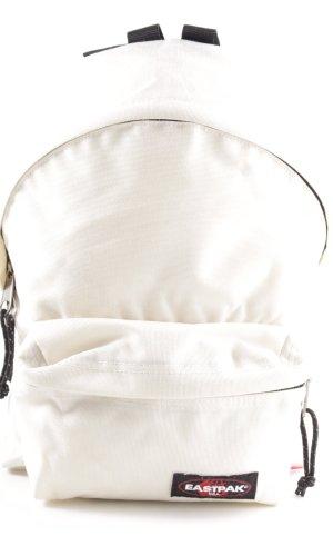 Eastpak School Backpack white-black casual look