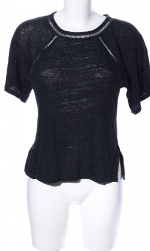 Edited T-Shirt schwarz Casual-Look