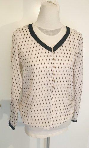 Eine tolle Bluse Zara in Gr XS vielfach kombinierbar wie Neu