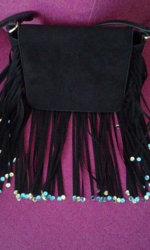 Fringed Bag multicolored