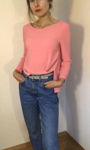 Elegant Bluse mit tollem Rückenausschnitt