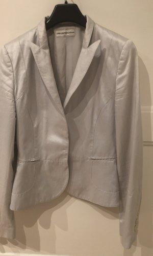Emporio Armani Baumwolle blazer