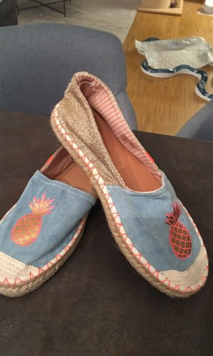 Another A Moccasins multicolored