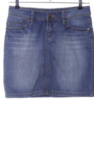 Esprit Spijkerrok blauw casual uitstraling