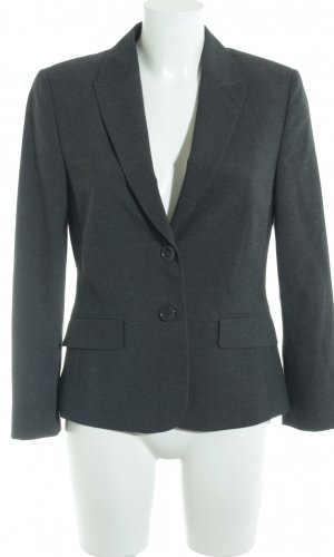 Esprit Sweatblazer dunkelgrau Business-Look