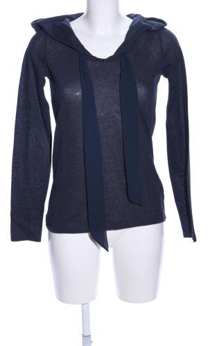Esprit Suéter azul look casual