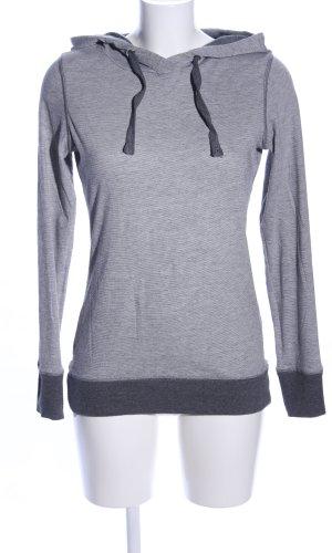 Esprit Suéter gris claro moteado look casual