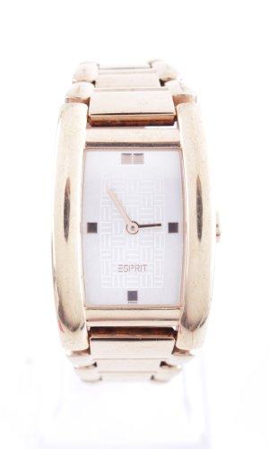 Esprit Reloj con pulsera metálica color oro estilo «business»