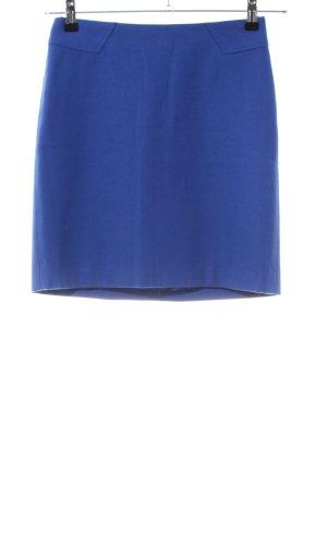 Esprit Wollen rok blauw elegant