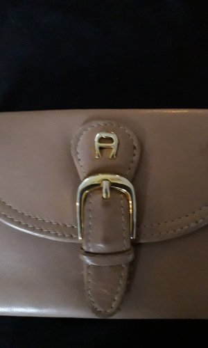 Etienne Aigner Key Chain nude-cream leather
