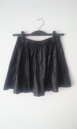 Only Jupe à plis noir