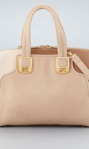 Fendi Duffle Bag Chameleon natural  Beige Gold