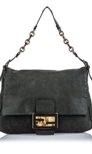 Fendi Large Leather Chain Mamma Foreve