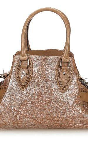 Fendi Leather Etniko Handbag